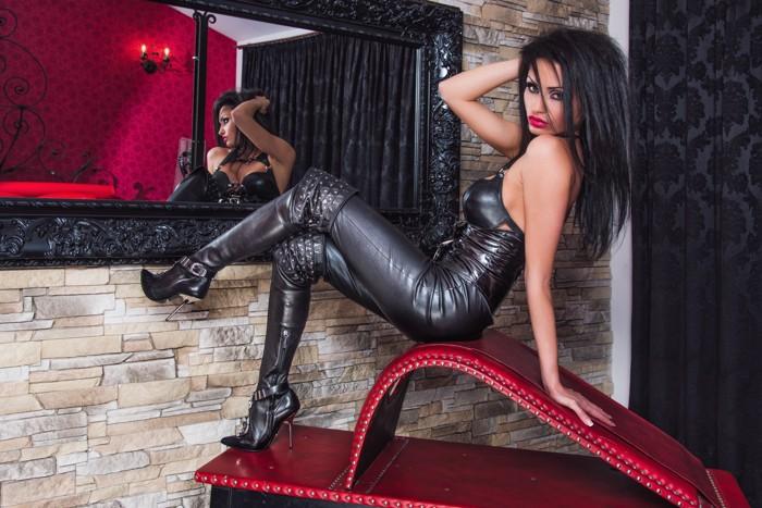sex escort leather bondage